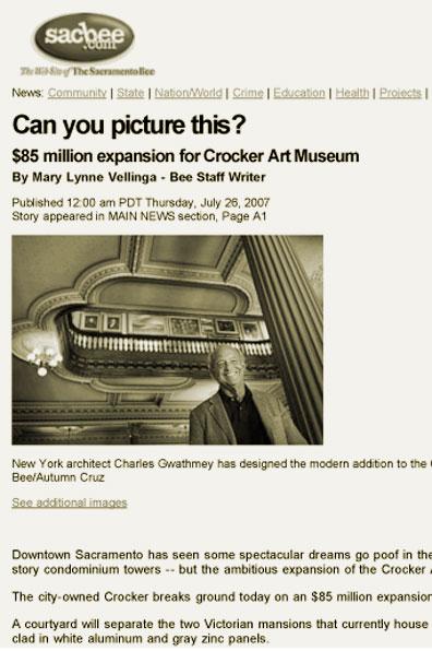 Can You Picture This? - Gwathmey Siegel Kaufman ArchitectsGwathmey