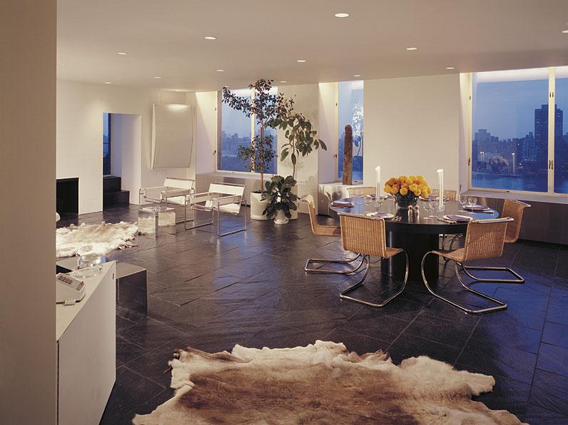 Dunaway Apartment Gwathmey Siegel Kaufman