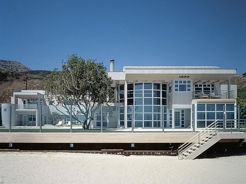 Oceanfront Residence Gwathmey Siegel Kaufman