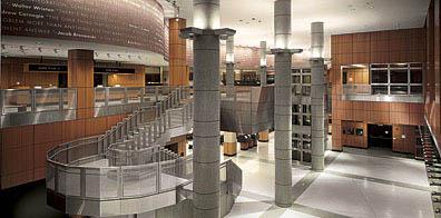 New York Public Library Gwathmey Siegel Kaufman