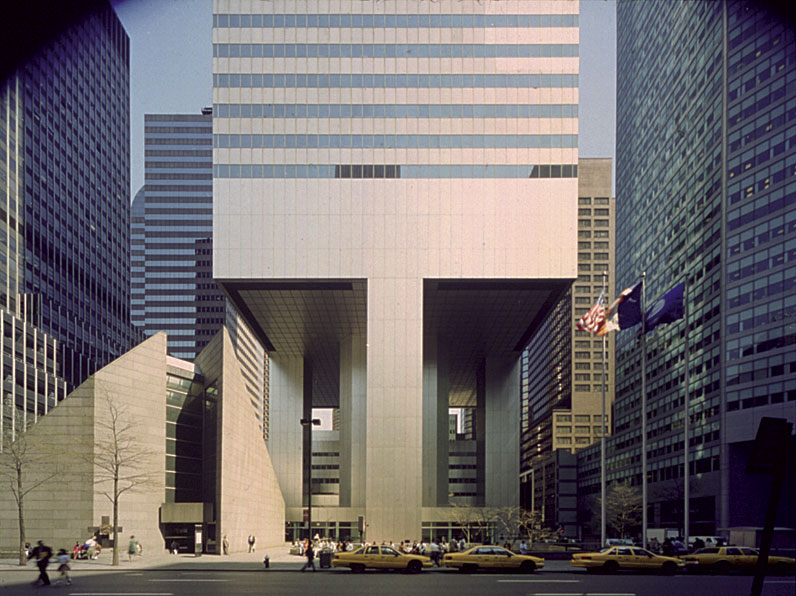 St. Peter's Lutheran church, New York - under Citicorp Tower