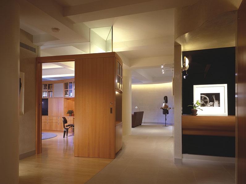 Pomerantz Apartment Gwathmey Siegel Kaufman