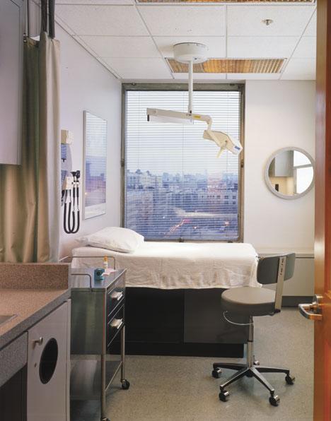 New York Presbyterian Hospital Gwathmey Siegel Kaufman