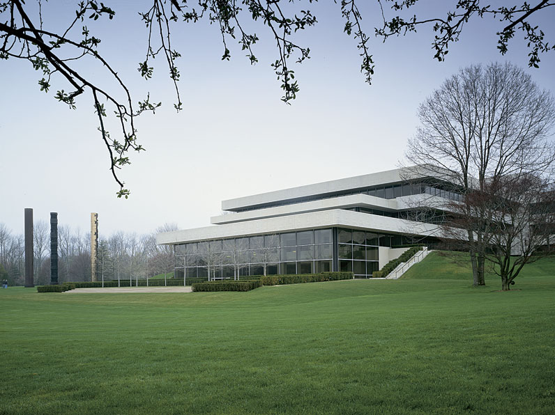 Pepsico World Headquarters Gwathmey Siegel Kaufman