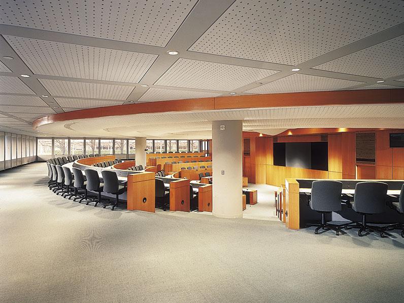 PepsiCo World Headquarters - Gwathmey Siegel Kaufman