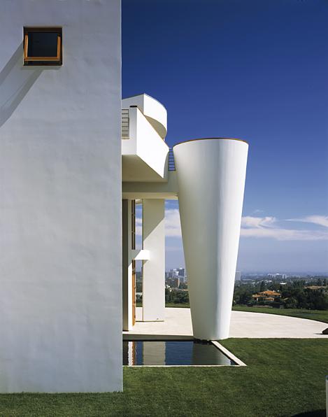 Bel Air Residence Gwathmey Siegel Kaufman