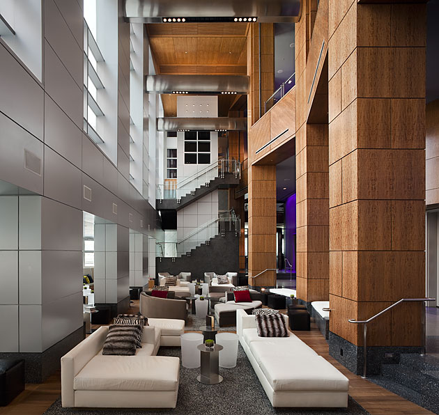 W Hotel Living Room Lounge Nyc Design Ideas