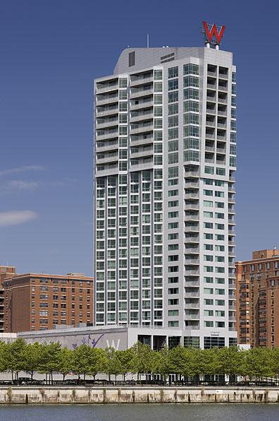 W Hoboken Gwathmey Siegel Kaufman Architectsgwathmey