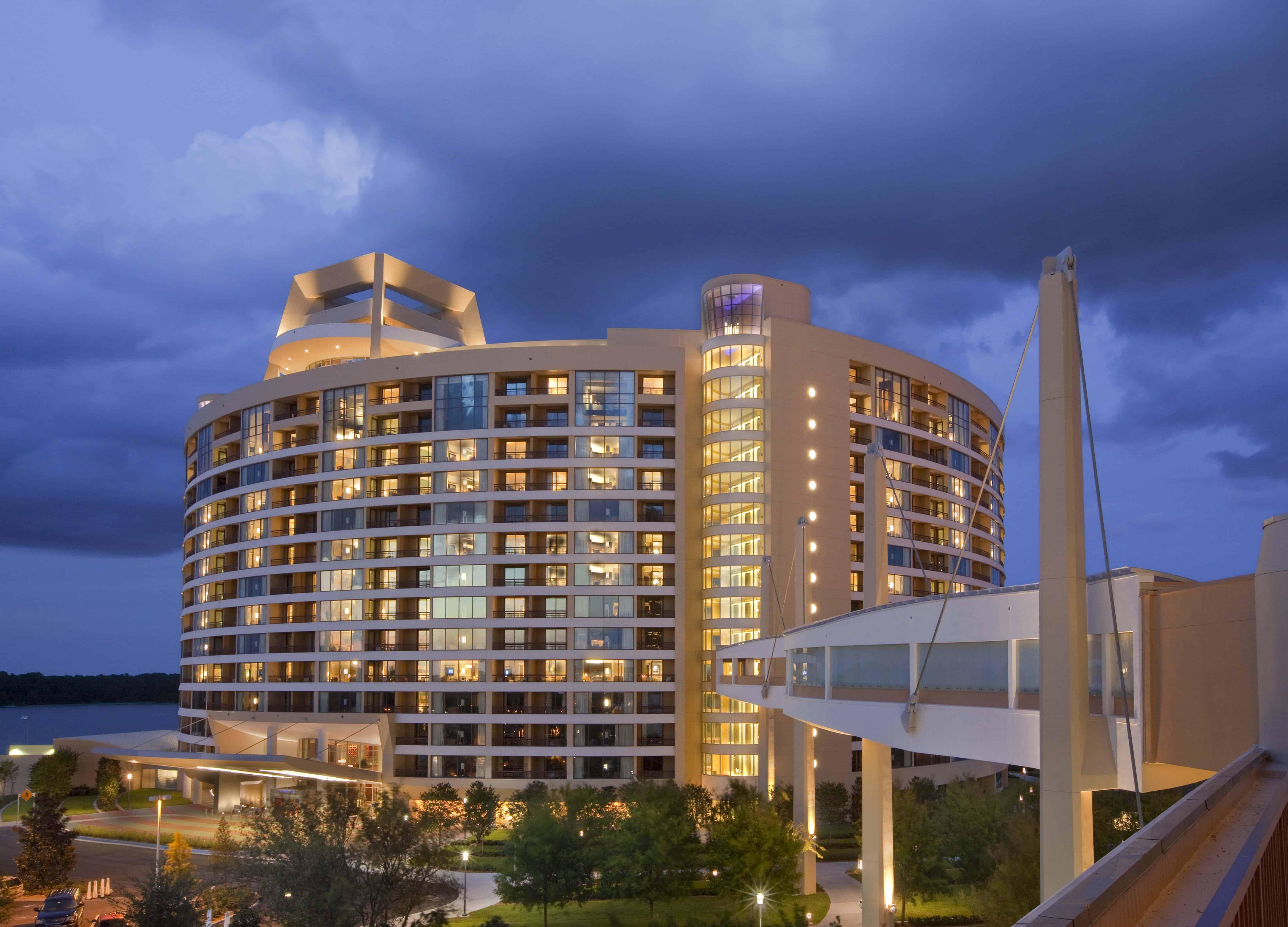 Wdw Resort Hotels