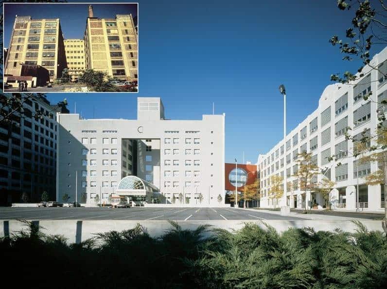 International design center gwathmey siegel kaufman for International architecture internships